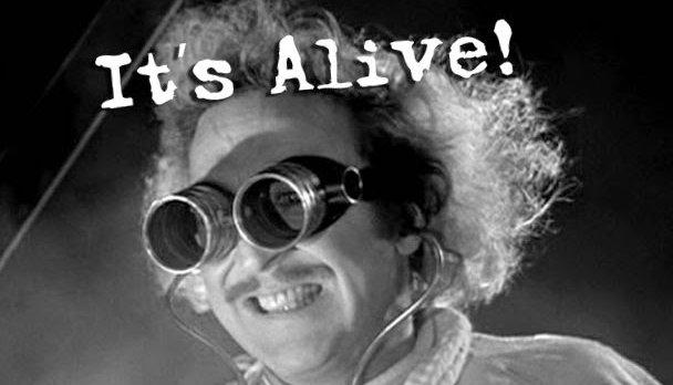 Gene It's Alive